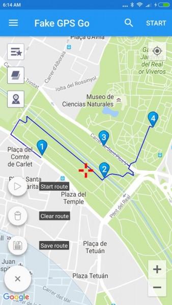 Fake GPS Go Joystick APK