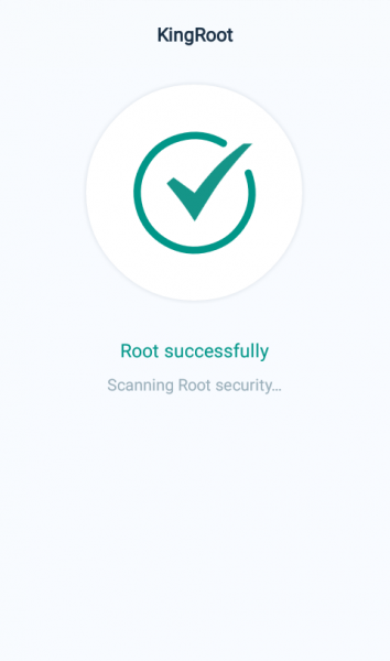 KingRoot apk one click root Android