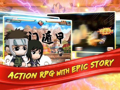 Ninja Heroes APK Android