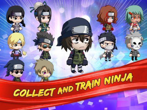 Ninja Heroes APK+Hack Android