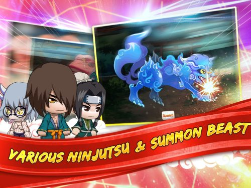 Ninja Heroes APK and mod for Android