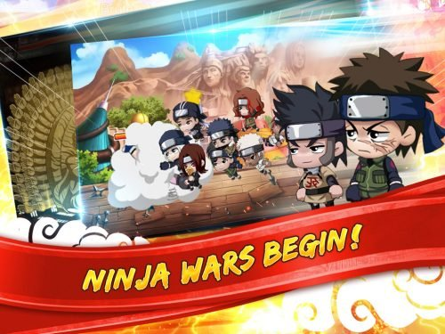 Ninja Heroes APK and hack for Android