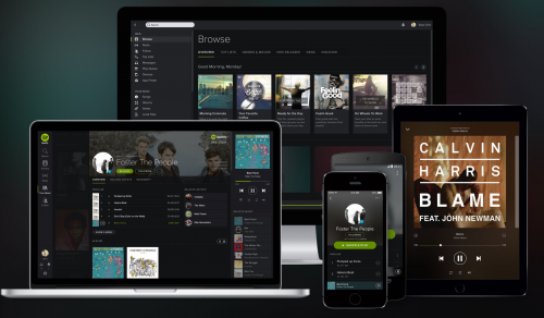 Spotify Premium mod features for Android