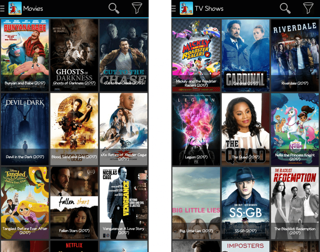 new hd movie apk 2017