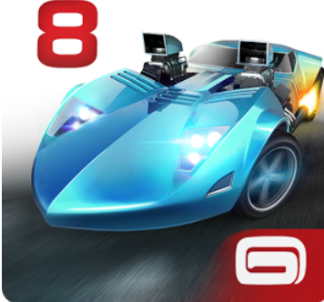 asphalt 8 old apk data