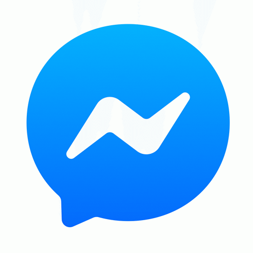 Facebook messenger app logo