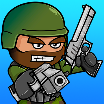 mini militia mod apk featured image