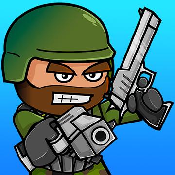 mini militia mod apk featured image