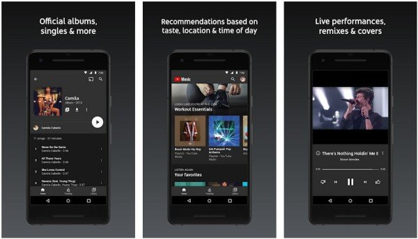 Скачать YouTube Music Premium apk