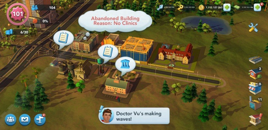 SimCity BuildIt Mod Working