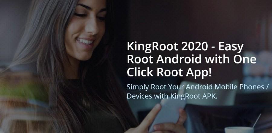 kingroot one click root app