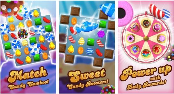 candy crush saga apk screenshots