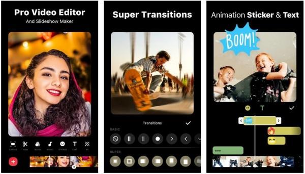 inshot pro скриншоты
