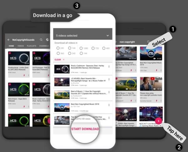 videoder batch videos downloader