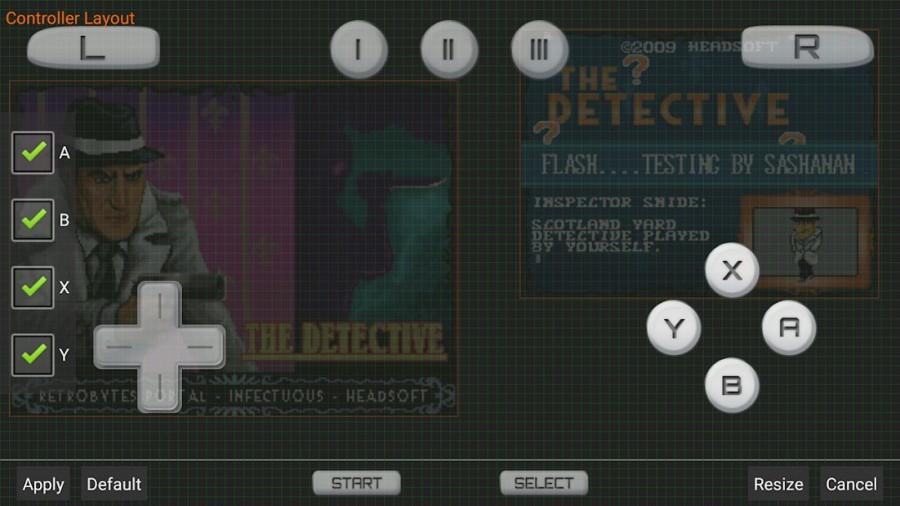 drastic ds emulator screenshot 2
