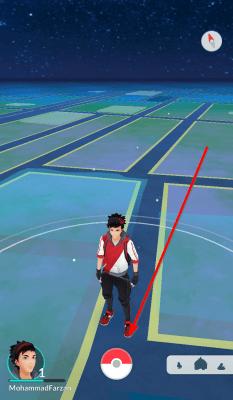 Battery Saver Mode Pokémon Go