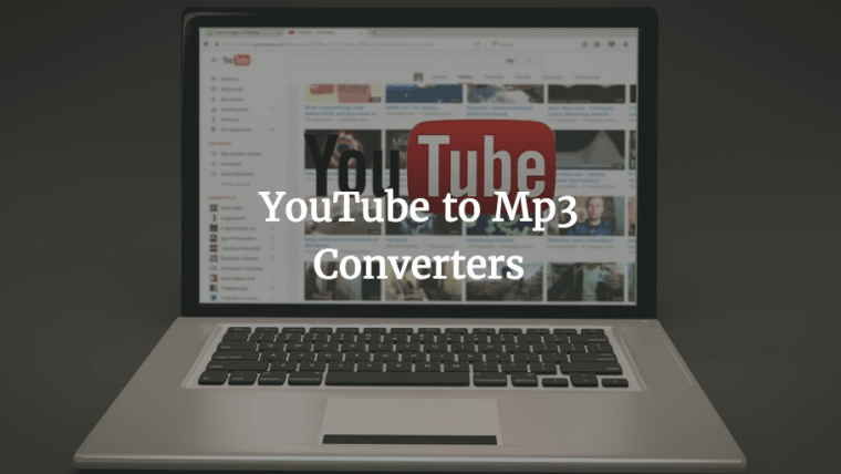 youtube to mp3 converter apps and sites