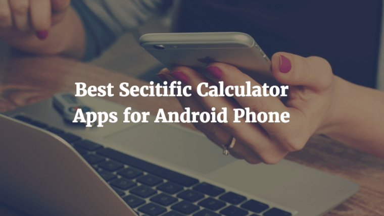 calculator apps for android