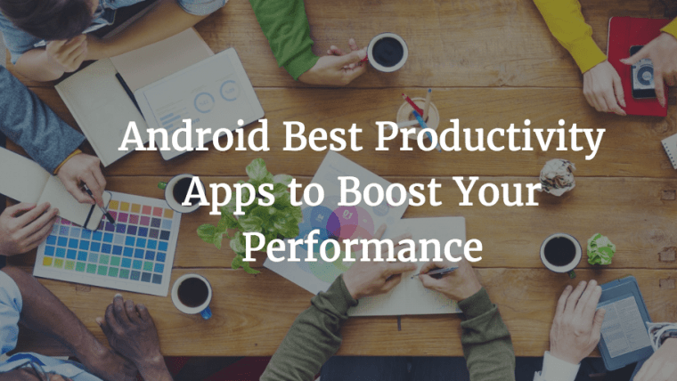 productivity apps android