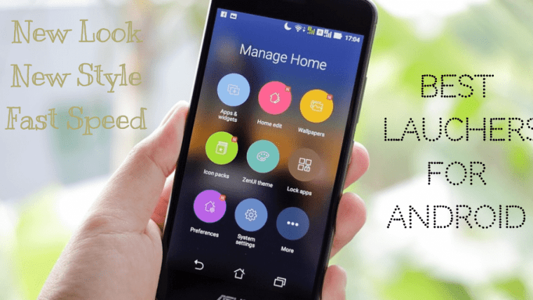 lightest android launcher