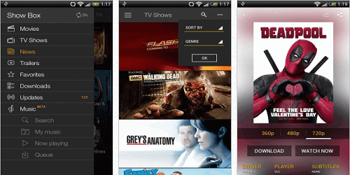 show box free movies download