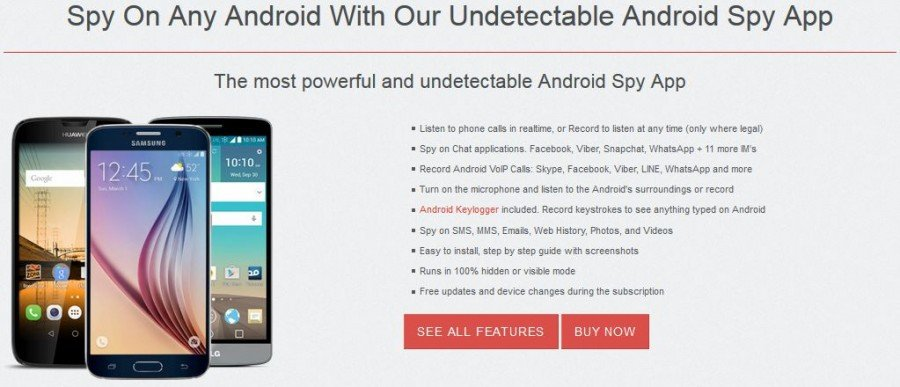 8 Best and Effective Spy Apps for Android – BestForAndroid