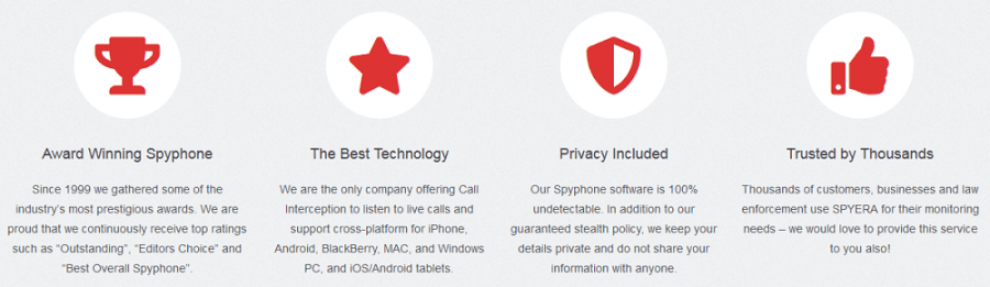 Spyera Android Spy App 4