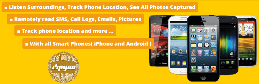 iSpyoo Android Spy App 1