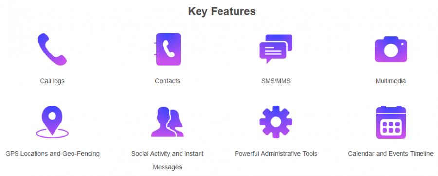 mSpy MobileSpy Android Spy App 4