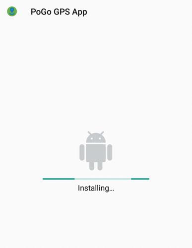 install PoGo GPS App