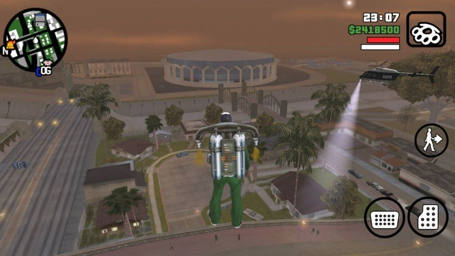 gta san andreas android cleo mods scripts
