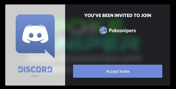 Pokemon Sniping Discord - (2) Pokesnipers