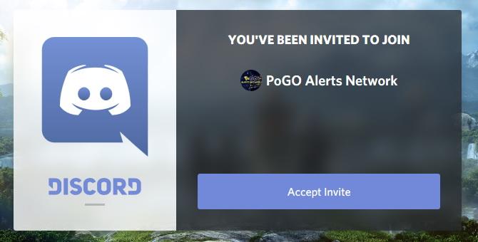 Pokemon Sniping Discord - (4) PoGo Alerts Network
