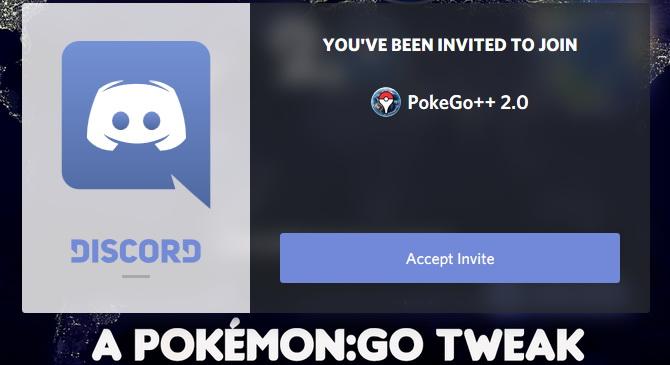 Pokemon Gym Raids Discord - PokeGO++ 2.0