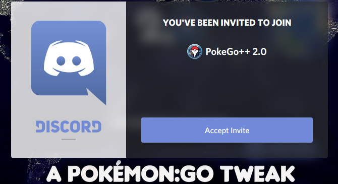 Pokemon Gym Raids Discord - PokeGO++ 2.0