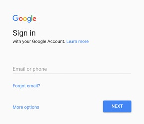 Re-add Google account to fix Google Play has stopped issue