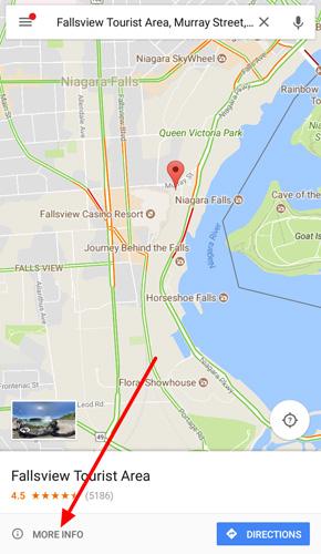 Downloading Google Maps offline