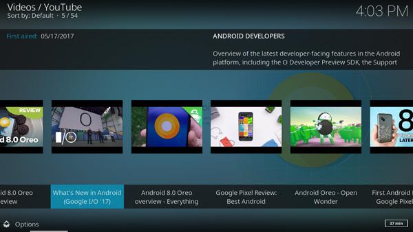 Cách dễ nhất để phát Kodi lên Chromecast bằng Android 9
