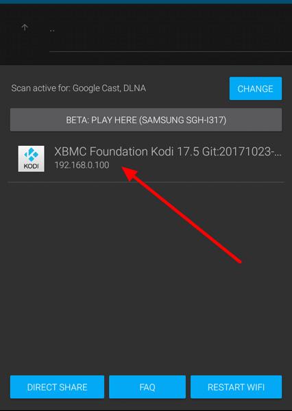 Cách dễ nhất để phát Kodi trên Chromecast với Android 10