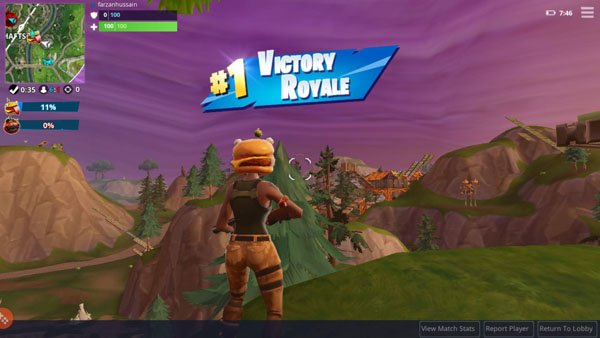 fortnite android surviving the battle