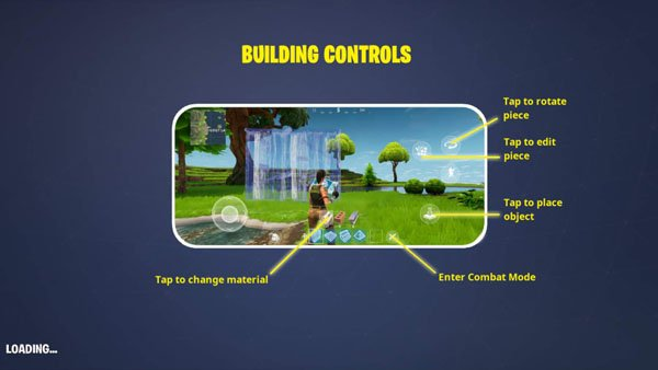 Fortnite Android build mode strategy