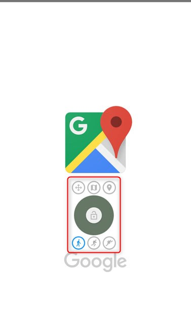 google maps location spoof with joystick