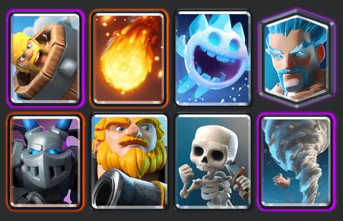 best clash royale deck arena 10b