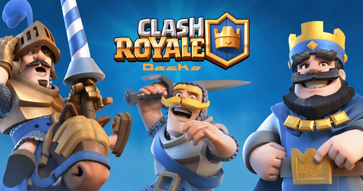 clash royle decks