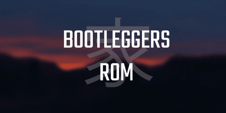 bootleggers rom for android xiaomi redmi