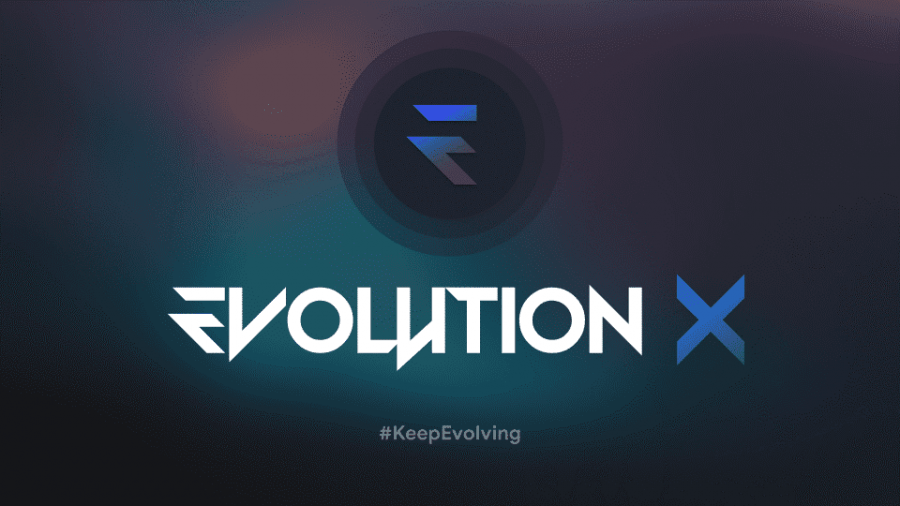 EvolutionX custom gaming ROM