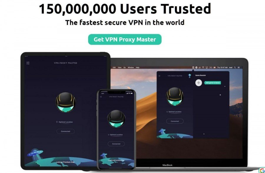 vpn proxy master android