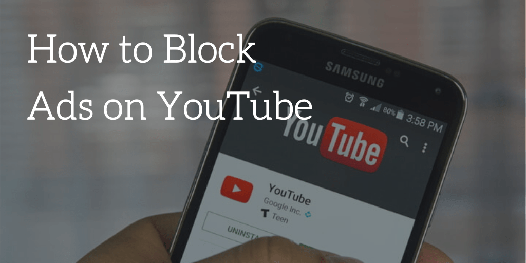 featured image for Block YouTube Ads on Android