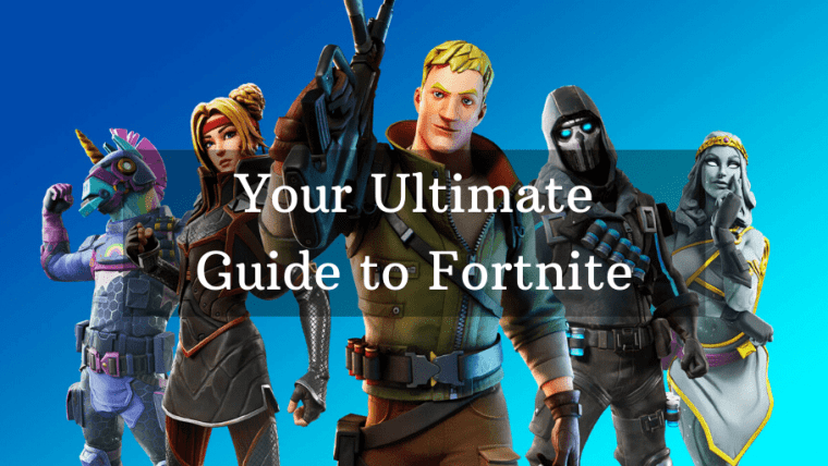 Fortnite ultimate guide featured image