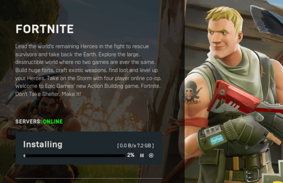 download fortnite for Android guide